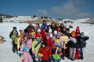 Foto di gruppo del corso 2008