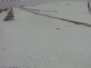 Prima neve in quota