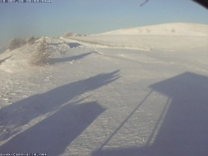 Webcam monte stino al primo sole